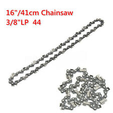 "16"" 44DL 3/8"" LP bar Saw Chain Chainsaw for STIHL MS170 MS171 HT130 HT131 KM-HT"