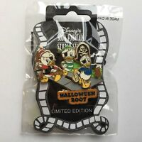DSF - Halloween 2007 - Nephews Slider Limited Edition 300 - Disney Pin 57583
