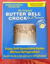 The Original Butter Bell Crock by L. Tremain Made Of New Bone China