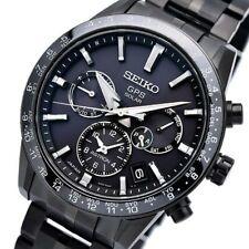 Seiko Astron SBXC037 All Black Titanium GPS Solar Men `s Watch 4954628452504