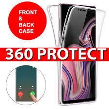 Case for Samsung Galaxy Note 10 Plus 5G 360 Shockproof Protective Silicone Cover