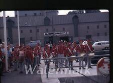 1969 kodachrome Photo slide Teenage Boys Musical Band Visby Gotland Sweden