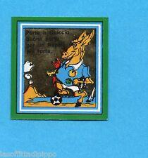 PANINI CALCIATORI 1969/70-Figurina- NAPOLI - MASCOTTE / SIMBOLO -Recuperato
