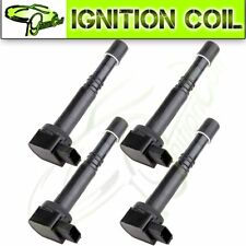 Set of 4 Brand Ignition Coils on Pack for 2004 05 06 07 08 Acura TSX 2.4L UF417