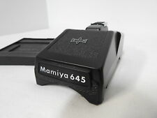 【NEAR MINT Meter Work】 Mamiya AE Prizm Finder  For M645 1000s from JAPAN #1561