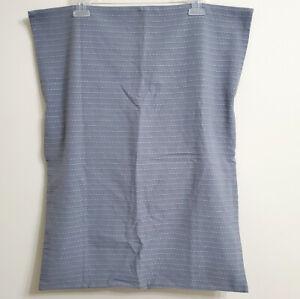 Restoration Hardware Baby & Child Standard Sham Woven Stitch Washed Cotton Linen