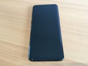 Samsung Galaxy S9 SM-G960 - 64GB - Midnight Black (EE) (Single SIM)