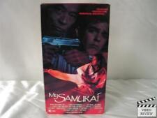 My Samurai VHS Julian Lee, Mako, Bubba Smith