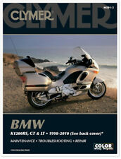 Clymer Repair Manual BMW K1200RS, K1200GT K1200LT 1998-2010 M5013 M501-3 70-0501