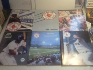 New Britain Red Sox Lynchburg Program Yearbook 1988 1990 1991 1993 1994