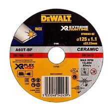 DEWALT 125 X 1.1mm Extreme Runtime Metal Cutting Disc - USA BRAND