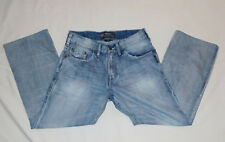 "Silver Jeans ""Zac"" Men's 32x27.5 *Altered* EUC"