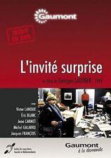 """DVD """"L'Invitado sorpresa"""" Victor Lanoux NUEVO EN BLÍSTER"""