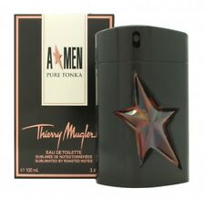 THIERRY MUGLER A*MEN PURE TONKA EAU DE TOILETTE 100ML SPRAY - MEN'S FOR HIM. NEW