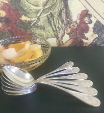 Audubon by Tiffany & Co ~ Teaspoons ~ Sterling Silver