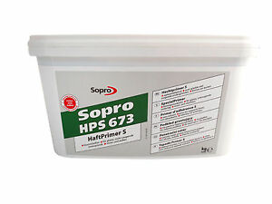Sopro HPS 673 Haftprimer 3KG Fliesen Grundierung Fliese auf Fliese