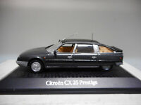 CITROEN CX 25 PRESTIGE TURBO 2 PRESIDENTIAL CARS JACQUES CHIRAC NOREV ATLAS 1:43