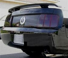 05-09 FORD MUSTANG SMOKE TAIL LIGHT PRECUT TINT COVER SMOKED OVERLAYS