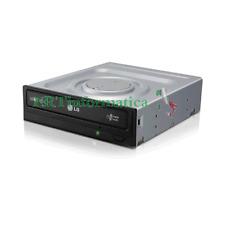 MASTERIZZATORE DVD INTERNO LG GH24NSB0 SATA DUAL LAYER BULK NERO BLACK +++NEW