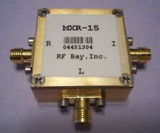 5-1500MHz Level 7 Frequency Mixer, MXR-15, New, SMA