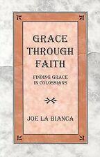NEW Grace Through Faith: Finding Grace in Colossians by Joe La Bianca