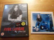 Avril Lavigne - My World [  DVD ] + Maxi Complicated CS