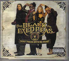 The Black eyed Peas-dont Phunk With My heart cd maxi single