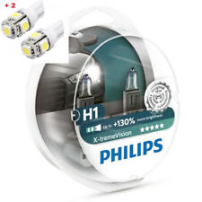 Philips Xtreme Vision H1 130%+ Twin - 2 free LED T10/W5W