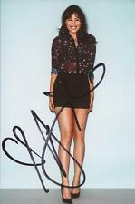 STRICTLY COME DANCING: DAISY LOWE SIGNED 6x4 SEXY MODELLING PHOTO+COA **PROOF**