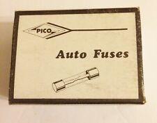 1 Box of 100  Pico of Canada Automobile Fuses- AGC - 15 Amp -