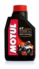 Motul 7100 4T 10W-40 Olio Motore 1L