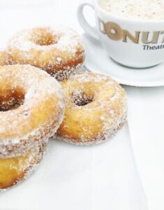 Doughnut Flour Mix Donut Mix Just add Water ready to use 1.25kg Trial/sample