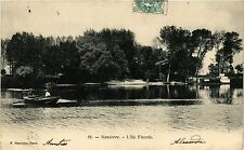 CPA Nantelle - L'Ile Fleurie (274655)