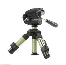 Professional Mini Table Tripod Camera Camcorder Quality