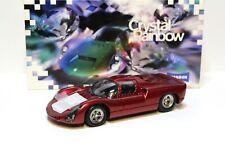 """1:18 EXOTO Porsche 910 """"Crystal Rainbow"""" red #53 NEW bei PREMIUM-MODELCARS"""