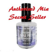 Mia Secret Professional Natural Nail prep dehydrate 0.5 oz * Authentic Brand *