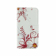 Boys Girls PU Leather Case Phone Stand Wallet Cover For Apple iPhone 7 4.7""