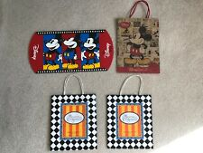 Disney Marceline's Confectionery shopping bags & gift box