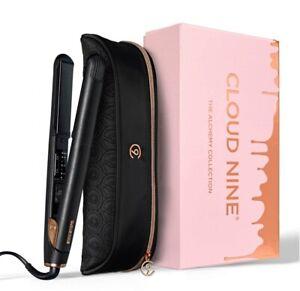 Cloud Nine ORIGINAL Iron Hair Straighteners & Free C9 Heat Mat Brand New 2021