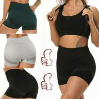 Womens Push Up Yoga Shorts Seamless Athletic Butt Lift Sports Workout Gym Pants