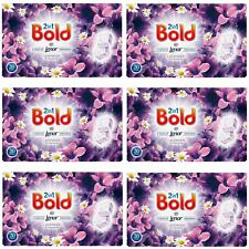 Bold 240 Tablets Washing Laundry Detergent Lavender Camomile Lenor Tabs 120 Wash