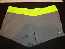 DANSKIN NOW PERFORMANCE SEMI FITTED RUNNING SHORT XX-LARGE   NEW with TAGS
