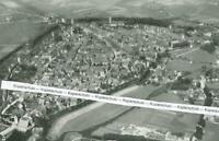 Dinkelsbühl : Luftbild der Stadt - um 1930     W 2-12