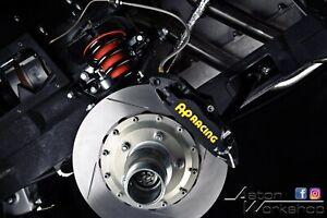 Aston Martin DB5  AP Racing Front Brake Upgrade Kit