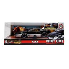 Jada Hollywood Rides: Knight Rider K.A.R.R. with Light 1/24 Scale