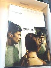 Solaris (DVD, 2002, 2-Disc Set, Criterion Collection Widescreen) OOP Rare