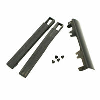 HDD Caddy Cover & 7MM Isolation Rubber Rails For Dell Latitude E6540 Laptop JI