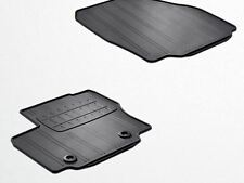 Genuine Ford Grand C-Max (11/2010 >) Rubber Car Mats - 2nd seat row  (1690324)