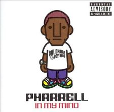 In My Mind [Best Buy Exclusive] [PA] by Pharrell Williams (CD, Jul-2006, Inters…