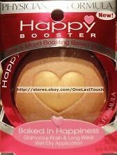PHYSICIANS FORMULA* Happy Booster #7849 BRONZER Glow & Mood Baked POWDER New!